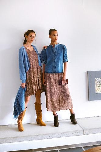Brick skirt