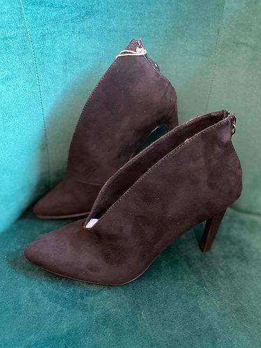 Marco Tozzi - black shoe boot