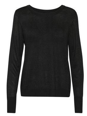 Machelle Round Neck Pullover