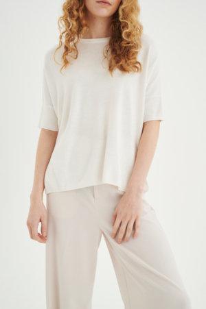 Derby Pullover white