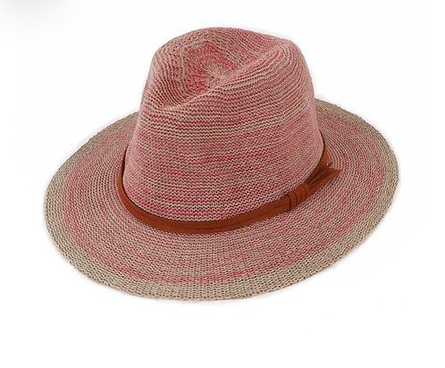 Natalie Hat - Fuchsia