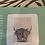 Thumbnail: Highland Cow Linen Tea Towel