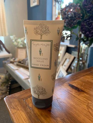 Woodland Walks Hand Cream