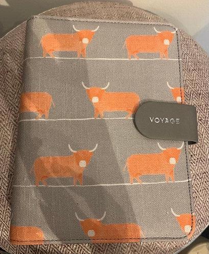Voyage notebook