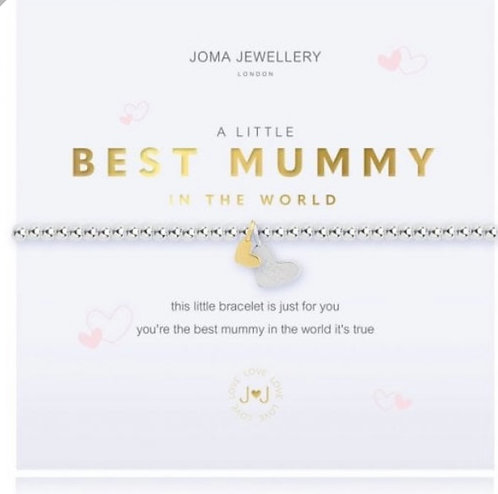 Best Mummy in the World Bracelet