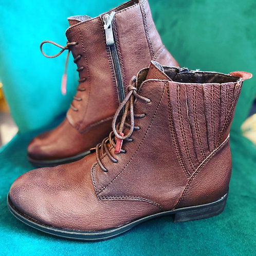 Marco Tozzi - Mocca Antic boot