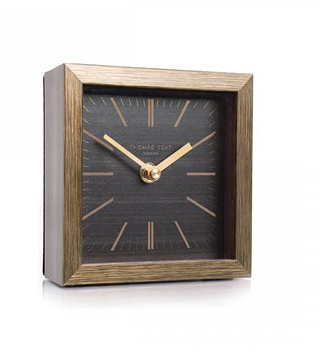 "5"" Garrick Mantel Clock"
