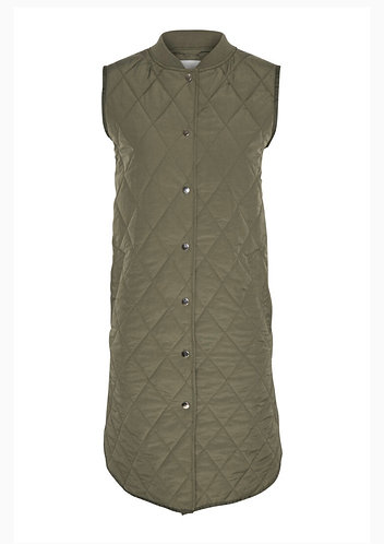 Callas quilted gilet