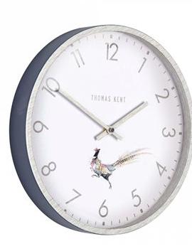 "12"" Crofter Wall Clock - pheasant"
