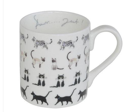 Purrfect mug