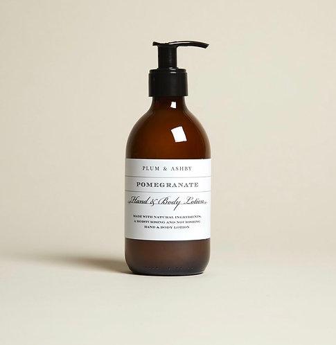Pomegranate Hand & Body Wash