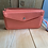 Thumbnail: Coral Purse with Separate Wallet