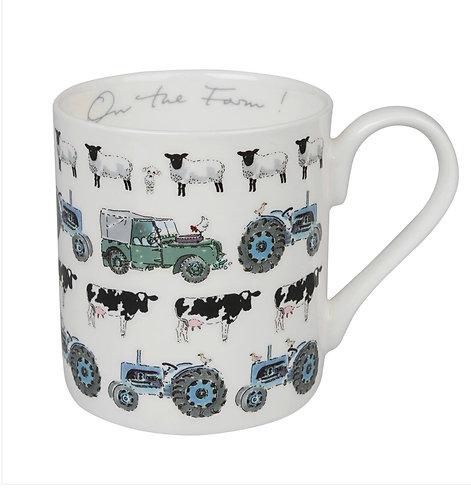 On the Farm Mug