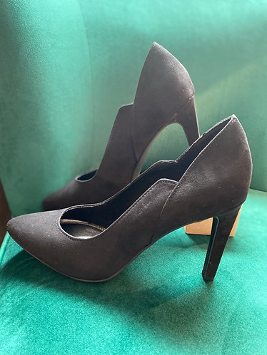 Marco Tozzi - Black high heel