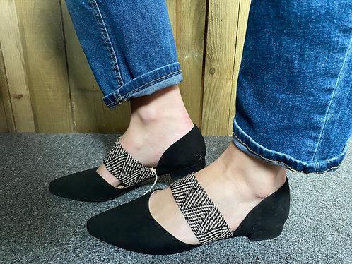 Marco Tozzi black shoe