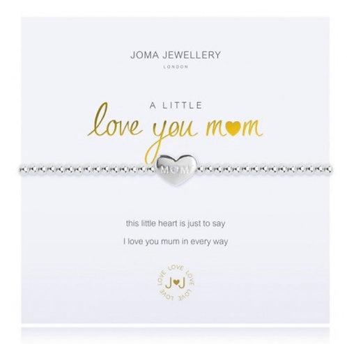 Love you Mum Bracelet