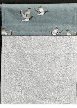 Roller towel - ducks