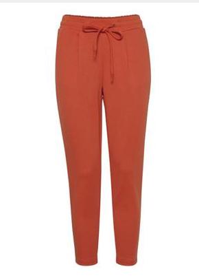 Kate trouser in burnt orange