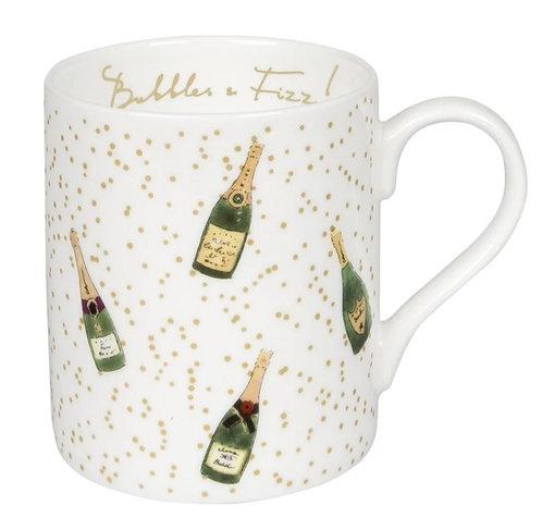 Bubbles & Fizz mug