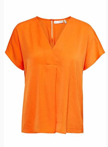 Rinda Top - Vibrant Orange