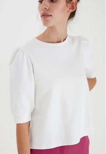 Yarlet Sweatshirt- Cloud Dancer