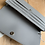 Thumbnail: Grey Fold Over Purse