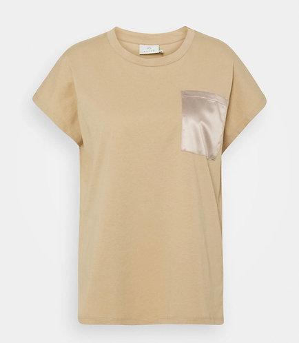 Blanca T-shirt- Sand