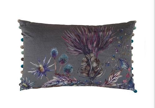 Elysium Sapphire Cushion