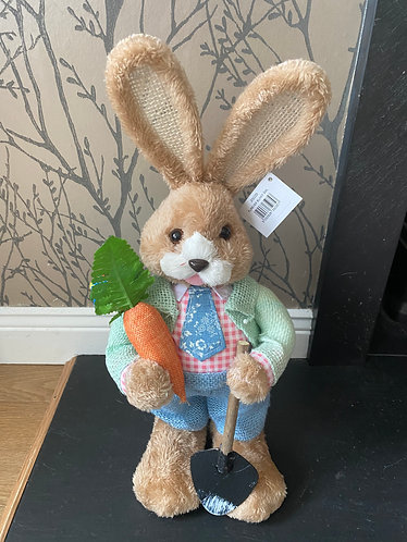 Large Standing Boy Bunny