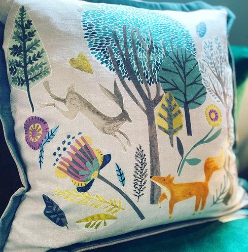 Oronsay Mineral cushion