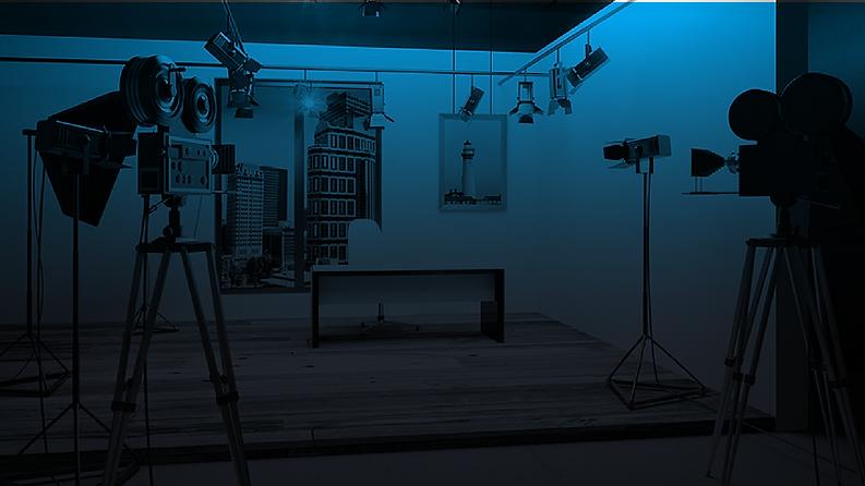 3D film sets
