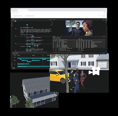 3D Shot Planning Software