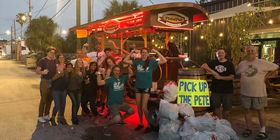 Pick Up the Pete!