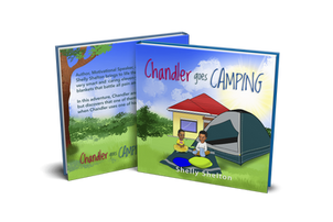 Chandler Goes Camping