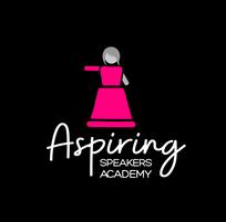 aspiring speakers academy LOGO- shelly s
