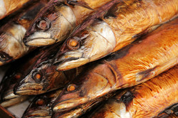 bigstock-Smoked-fish-on-sale-47891519