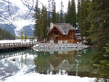 Emerald Lake Alberta