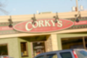 Corky's Pizza & Ice Cream