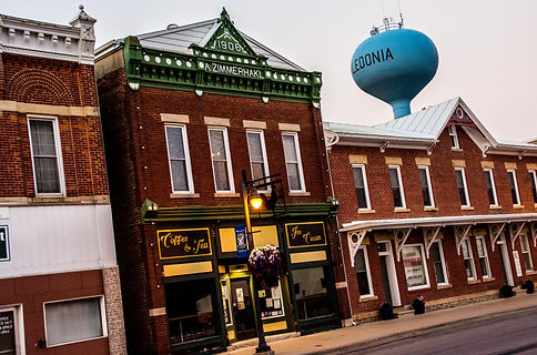 Caledonia Commercial Historic District