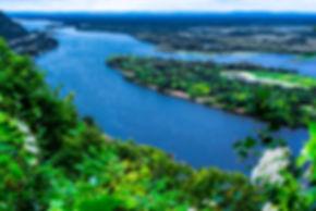 Mississippi River near Dakota, MN