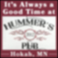 Hummer's Pub in Hoah, Minnesota. Eat Drink Fun Bar Food Live Music
