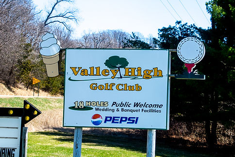 Valley High Golf Course