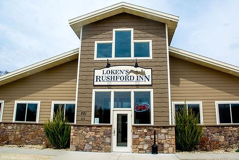 Loken's Rushford Inn