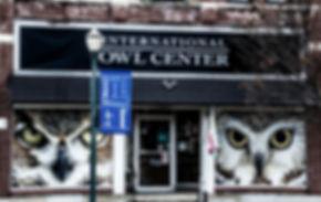 International Owl Center Storefront