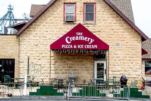 The Creamery Pizza & Ice Cream