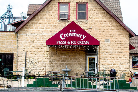 The Creamery Pizza & Ice Cream