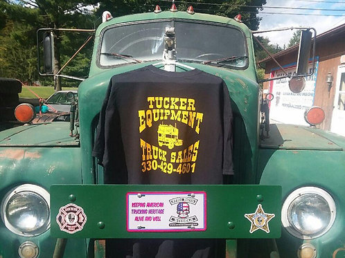 Tucker Equipment Short Sleeve T-Shirt