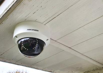 Törökbálint - Családi ház kamera