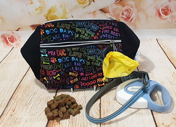 Dog Collars & Walking Pouches - prices from £7.00 to