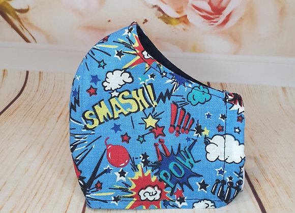 SMASH!! POW!
